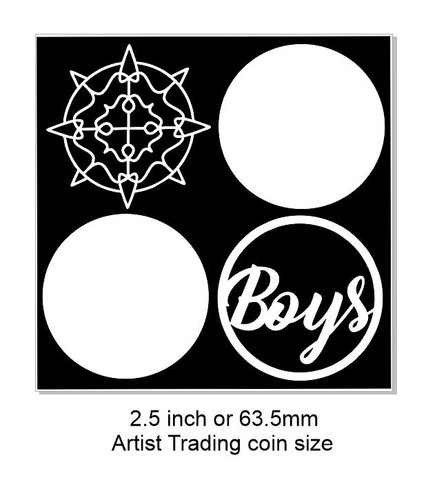 ATC COIN Boys min  buy 3