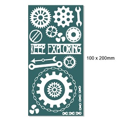 Keep exploring cogs mechanicals,chain 100 x 200 min buy 3
