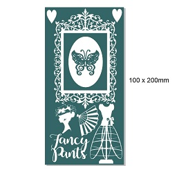 Fancy pants,vintage,ladies,100 x 200 ,min buy 3