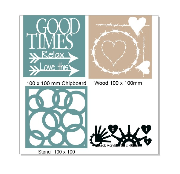 Good Times retreat workshop kit  min buy 5