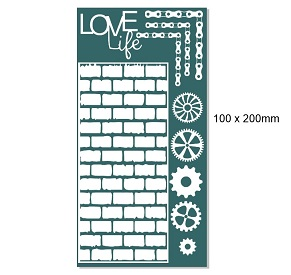 love life  bricks cogs chain mechanicals 100 x 200 min buy 3