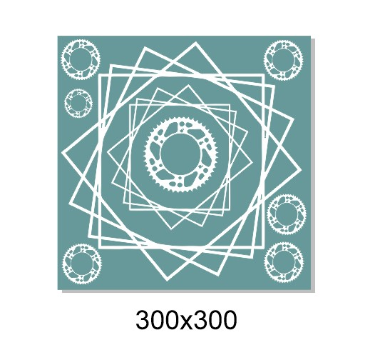 multiframe cog,scribble,300 x 300